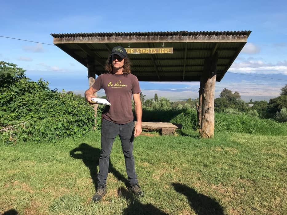 farm tour Maui