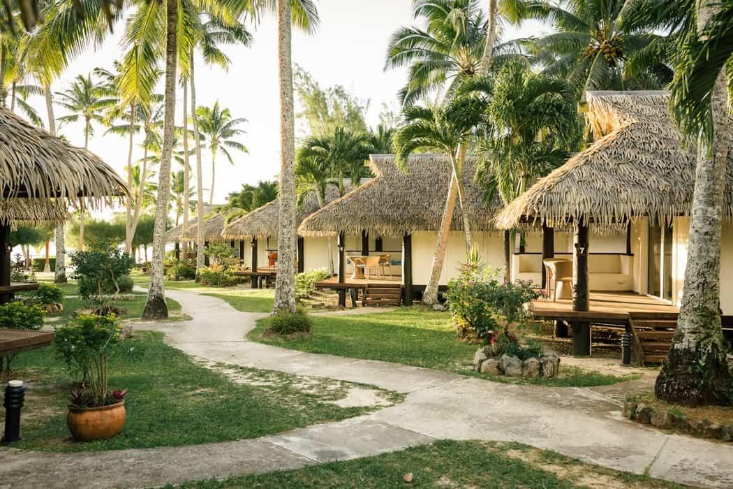 where to stay in Aitutaki