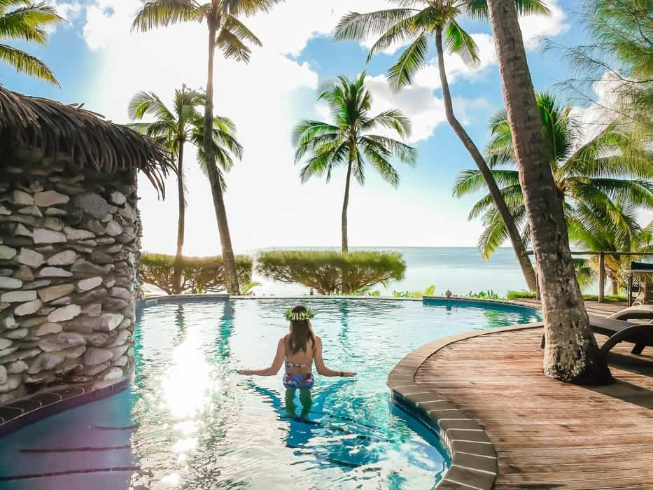 where to stay in Aitutaki