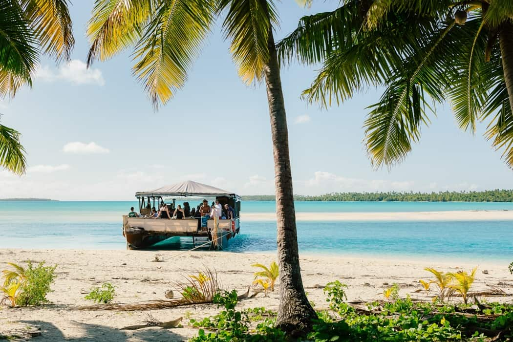 day cruise cook islands
