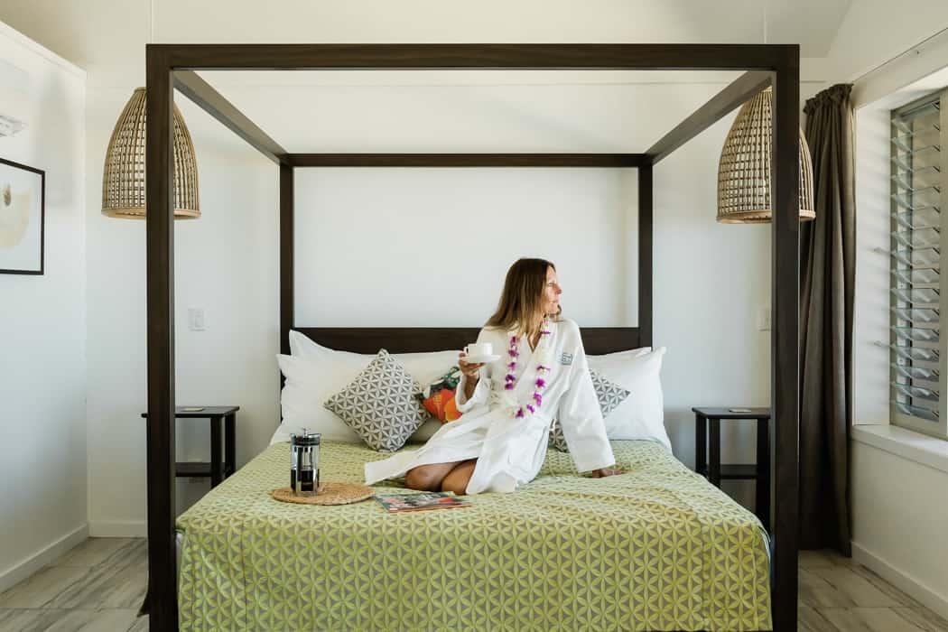 best hotel rarotonga