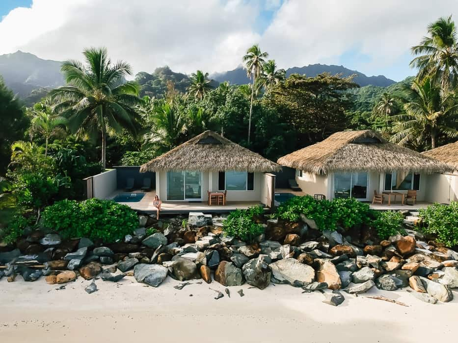where to stay in Rarotonga
