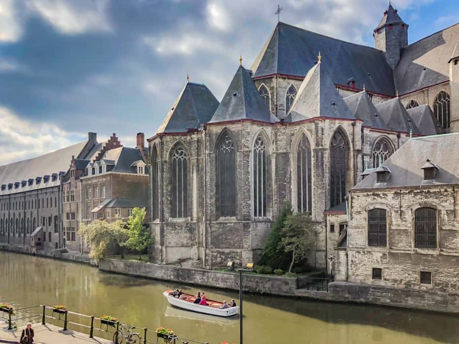 things to see in ghent