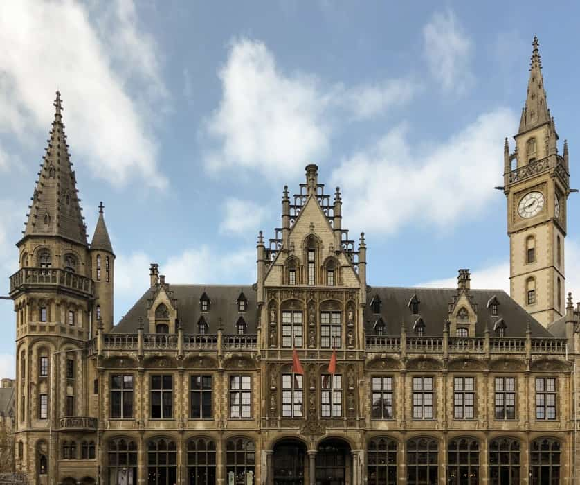 what to see in ghent