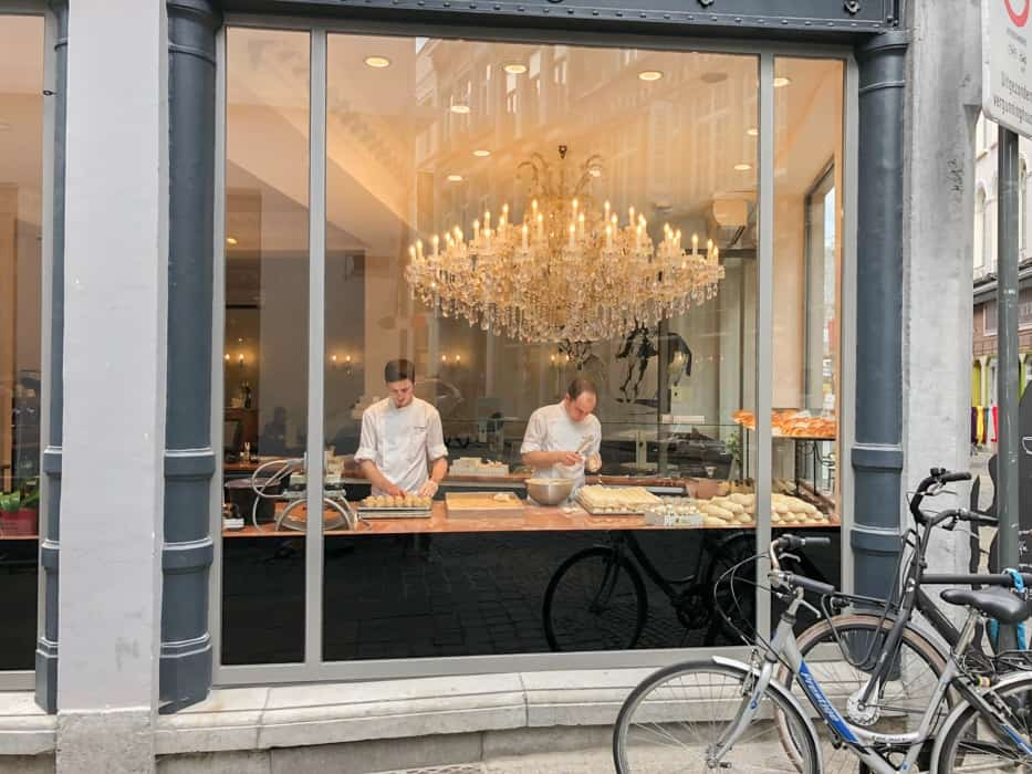 where to eat ghent