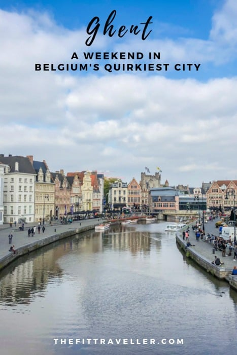 The quirky college city of Ghent in Belgium is unique. We have a full Ghent travel guide featuring all of the many unique things to do in Ghent Belgium whether you are spending a weekend in Ghent or longer. When looking for what to do in Ghent, where to stay, the best boutique hotel in ghent and best restaurants in ghent. #ghent #traveltips #travelguide #belgiumtravel #travelphotography