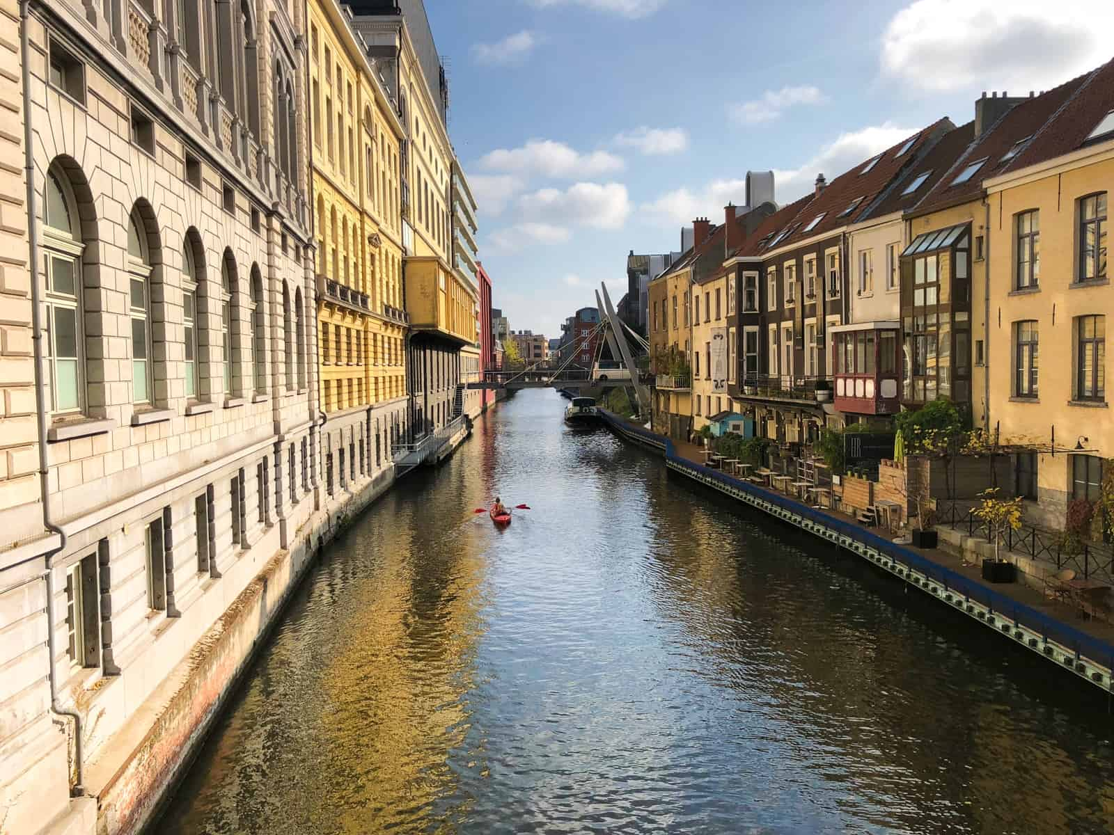 what to do in ghent