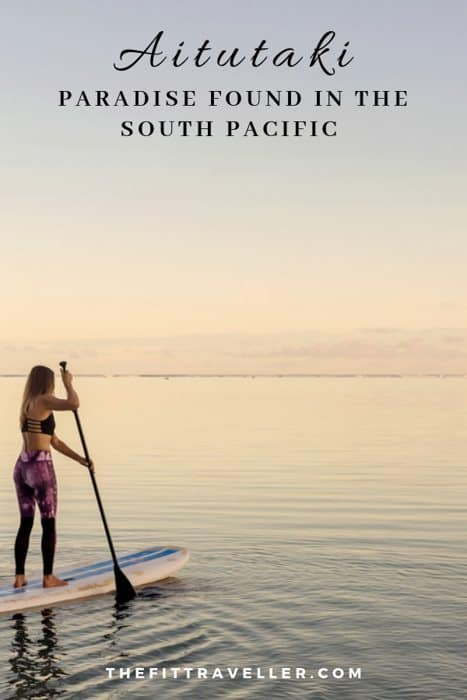 Things to do in Aitutaki, getting to Aitutaki, visiting the Aitutaki lagoon, Aitutaki hotels, Cook Islands food you should try and a Cook Islands travel guide. #cookislands #honeymoon #southpacific #travelguide #travelphotography #sunsets #travelphotos