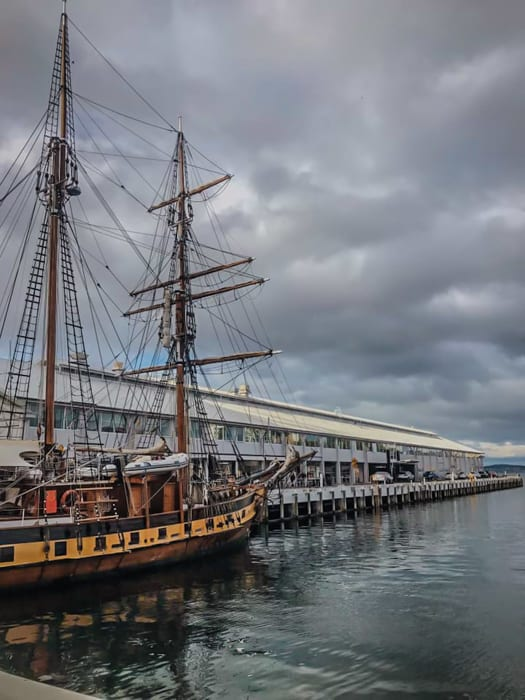 what to see in hobart in a day