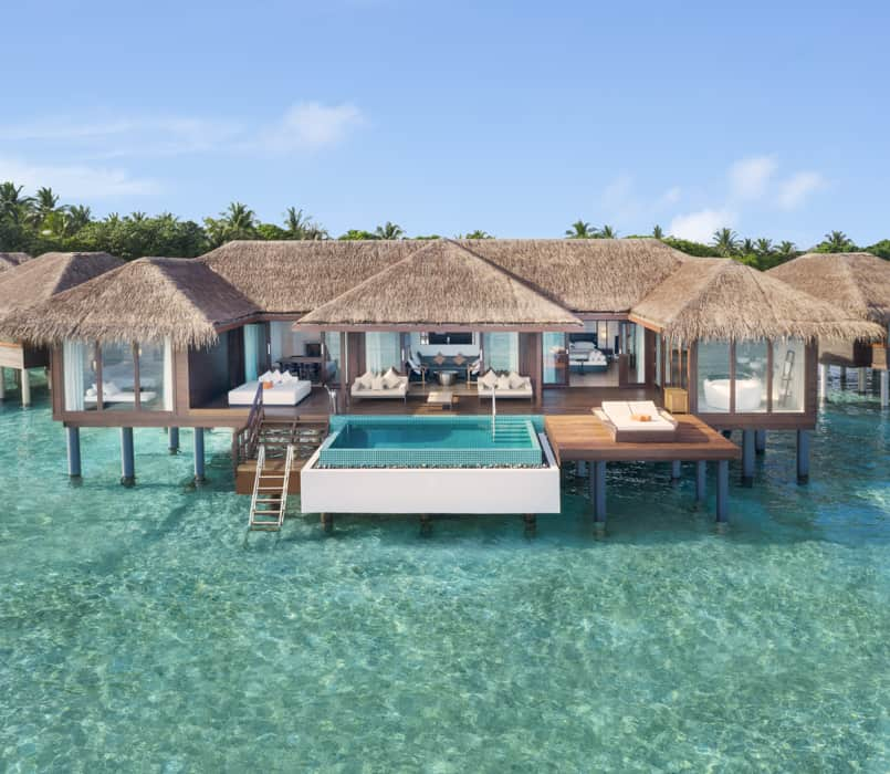 sheraton maldives review
