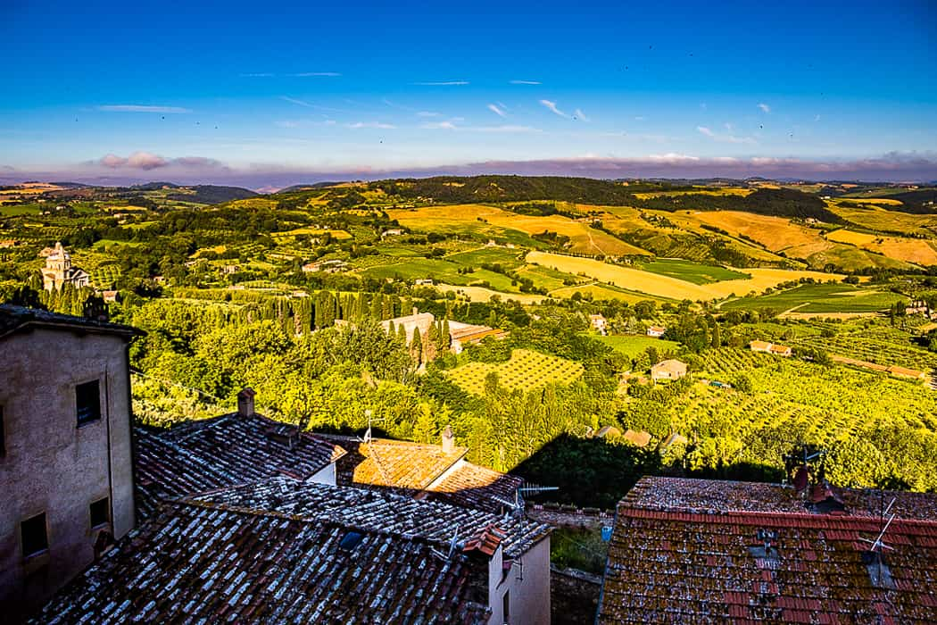 what to see in montepulciano