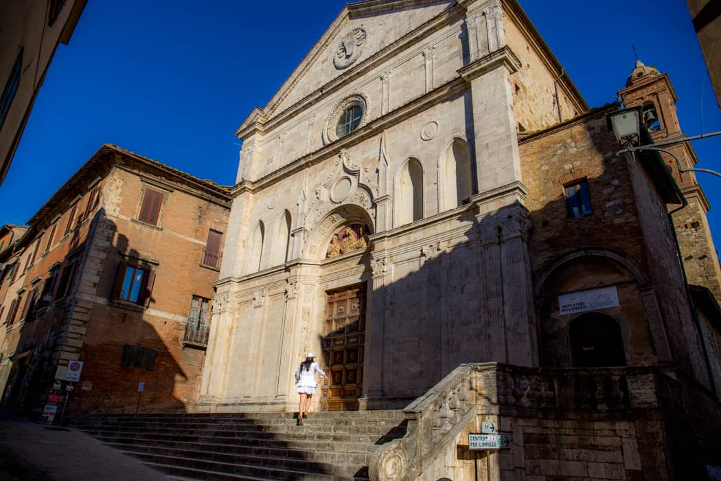 Montepulciano churches