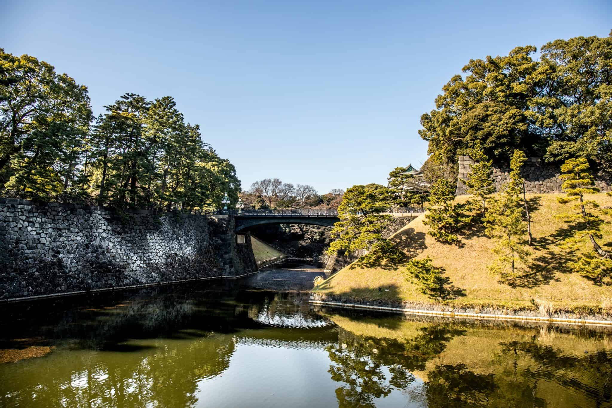 Tokyo Imperial Palace