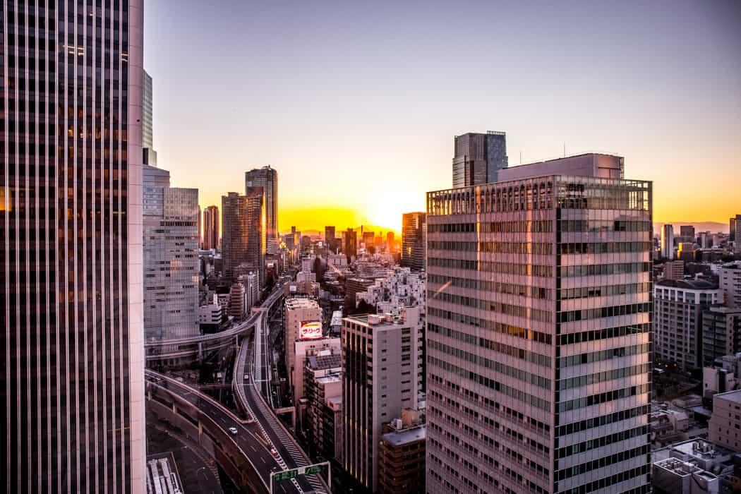 Intercontinental Tokyo