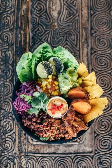 where to eat in Canggu