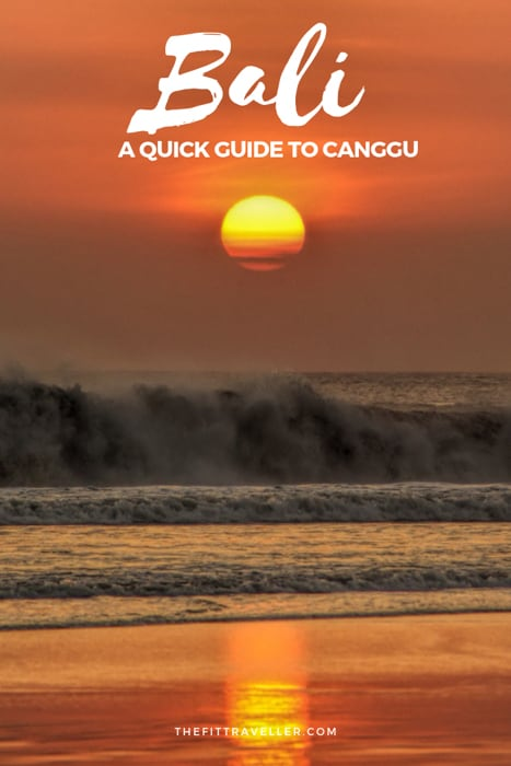 Things to do in Canggu for the first time visitors. Local Canggu cafes you must try to beautiful Canggu villas and sights you must see when staying in Canggu. Our Canggu guide gives you a snapshot of this Bali neighbourhood. #canggu #bali #traveltips #travelphotography #surftravel @thefittraveller