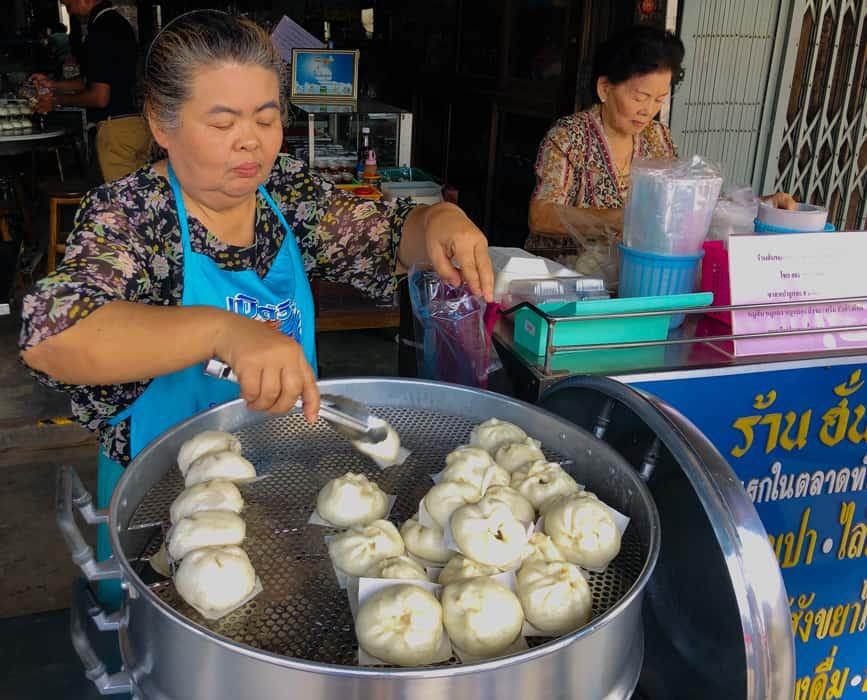 street food ranong