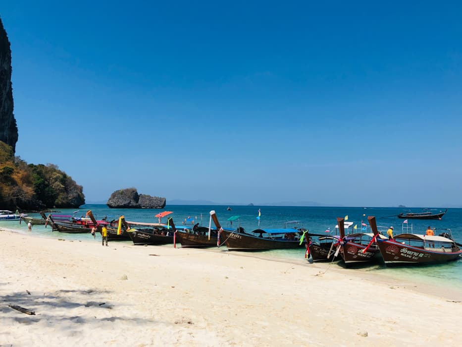 krabi beaches