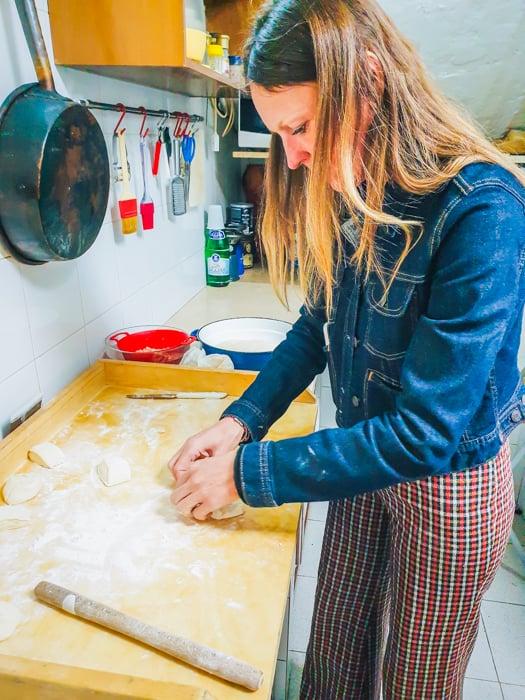 cooking class Puglia