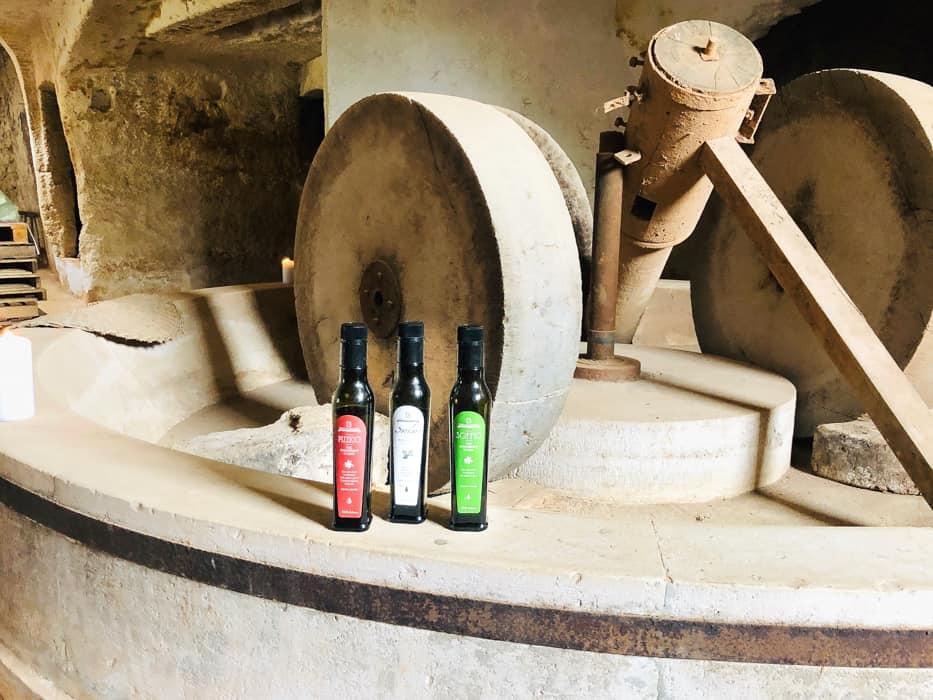 olive oil tasting monopoli