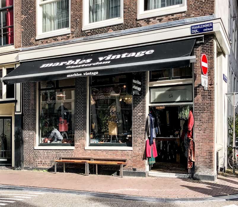 vintage shopping amsterdam