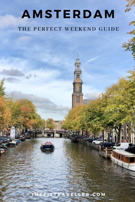 How to spend the perfect weekend in Amsterdam. Whether you have one day in Amsterdam or a long weekend, our Amsterdam city guide will helpo you plan your trip. From vintage Amsterdam shopping to where to stay, where to see and must-visit Amsterdam museums. #amsterdam #travelguide #traveltips #travelphotography