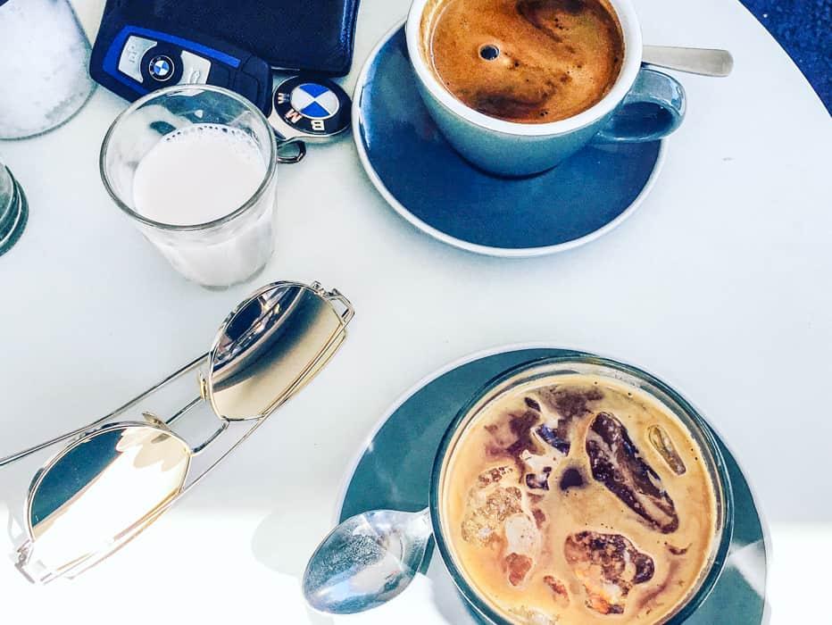 Little Loco cafe brisbane coffees