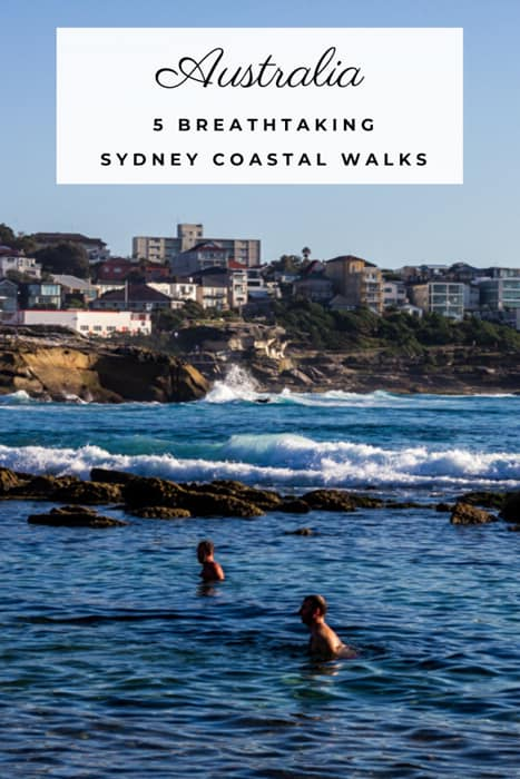 5 breathtaking Sydney Coastal Walks that will make you fall in love with Sydney. From the Bondi to Bronte walk to the Spit to Manly walk. These Sydney walks are one of the best things to do in Sydney for the active traveller. #sydney #traveltips #hiking @thefittraveller