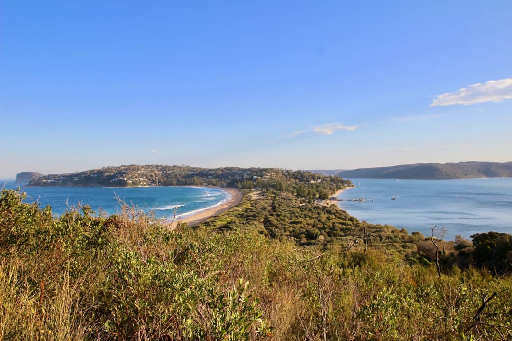 barrenjoey coastal walk