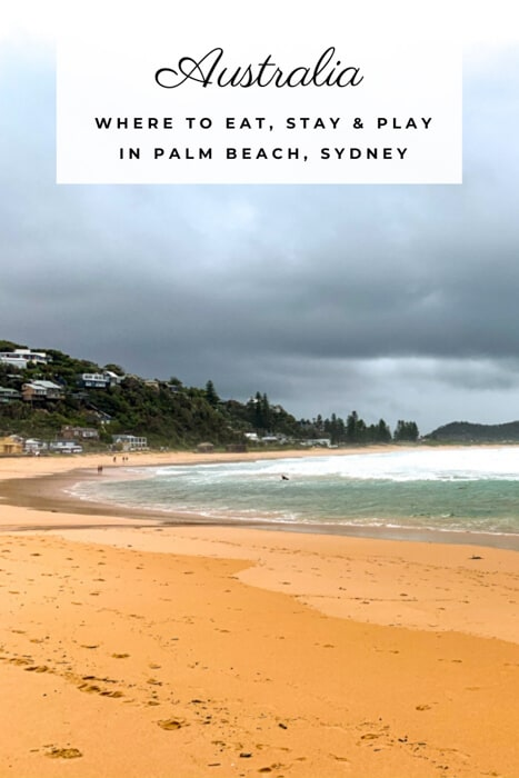There a so many wonderful things to do in palm beach sydney. From watersports to amazing Palm Beach restaurants and Palm beach accommodation taking in the views of Pittwater. This is a local travel guide to Palm beach sydney @thefittraveller #sydney #australia #traveltips
