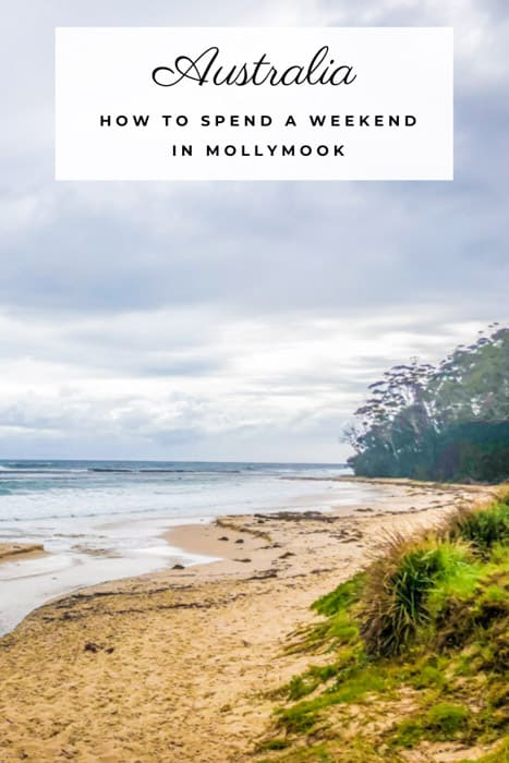 How to spend a weekend in Mollymook NSW. This travel guide shares what to do in Mollymook in 2-days from the best Mollymook restaurants, where to stay, where to eat and things to do in Milton and surrounds. @thefittraveller #travelguides #traveltips #seeaustralia