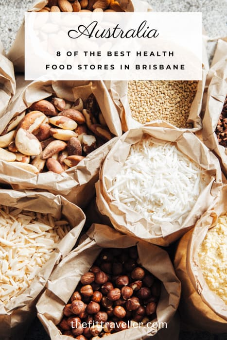 The best health food stores in Brisbane. From those selling organic food in Brisbane to traditional health food shops in Brisbane to buy up your health food shopping list. Perfect for vegans, vegetarians, Paleos or health-conscious travelers alike. #brisbane #healthy @thefittraveller