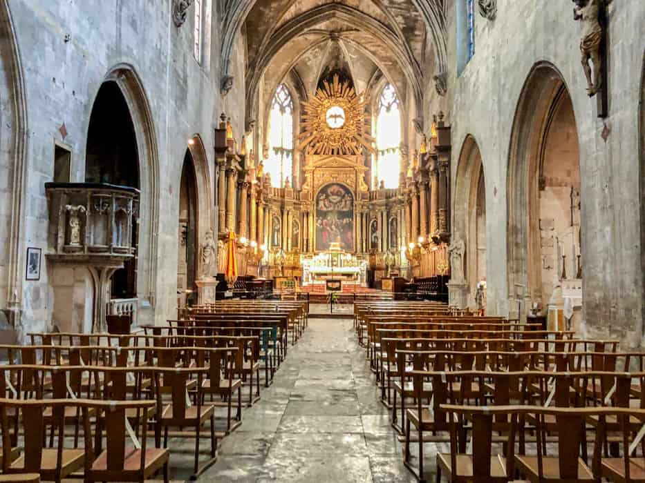 Church of Saint-Agricol Avignon