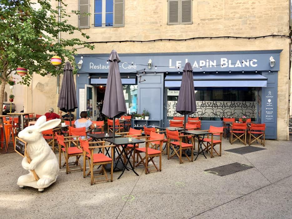 where to eat in Avignon