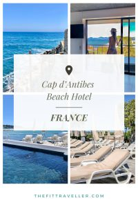 Where to stay in Antibes. Our Cap d'Antibes Beach Hotel review. The Antibes Relais & Chateaux hotel is a true luxury South of France hotel offering a boutique stay.